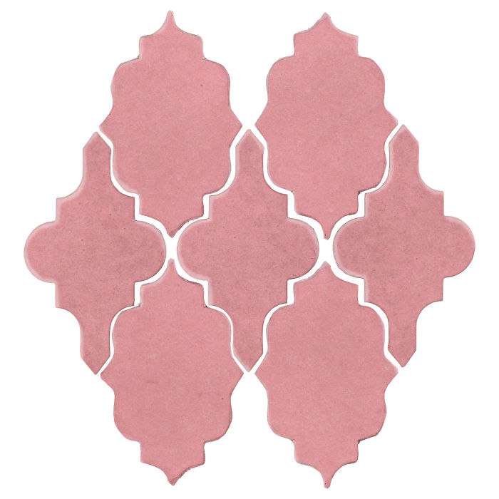 Studio Field Arabesque Pattern 12 Bubble Gum