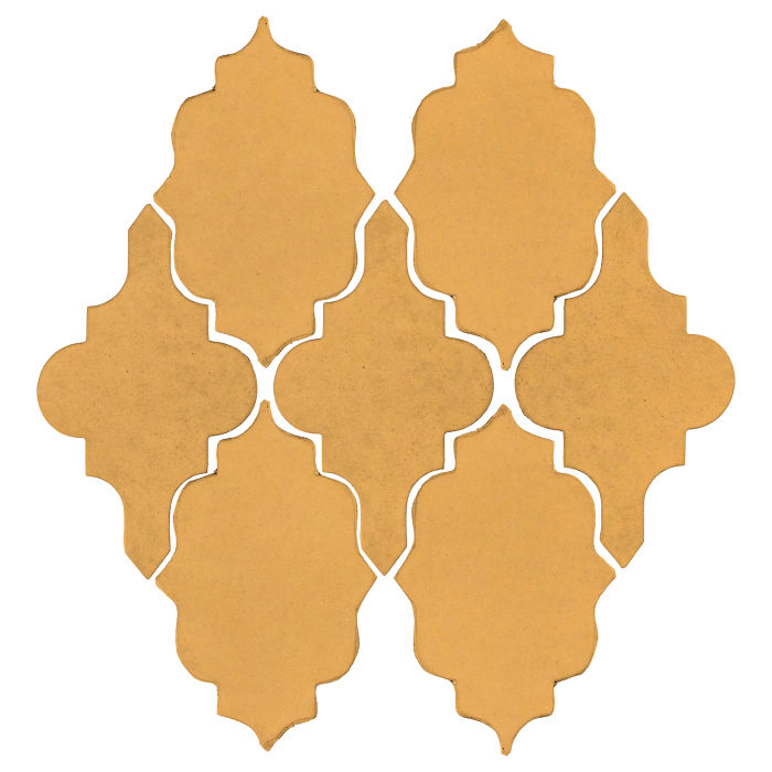 Studio Field Arabesque Pattern 12 Custard 7403u