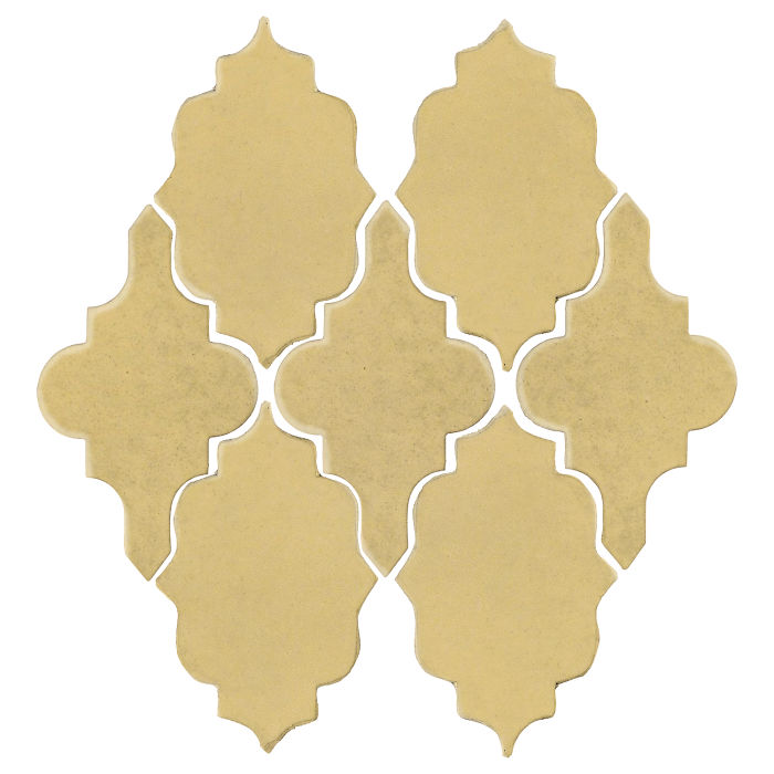 Studio Field Arabesque Pattern 12 Egg Cream 0131c