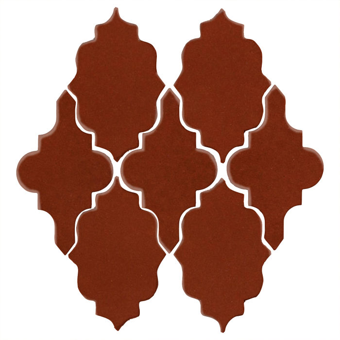 Studio Field Arabesque Pattern 12 Espresso 478c