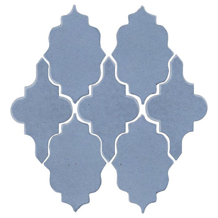 Studio Field Arabesque Pattern 12 Frost