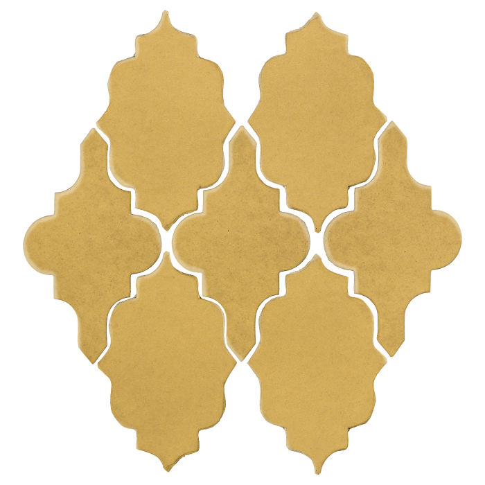 Studio Field Arabesque Pattern 12 Gold Rush