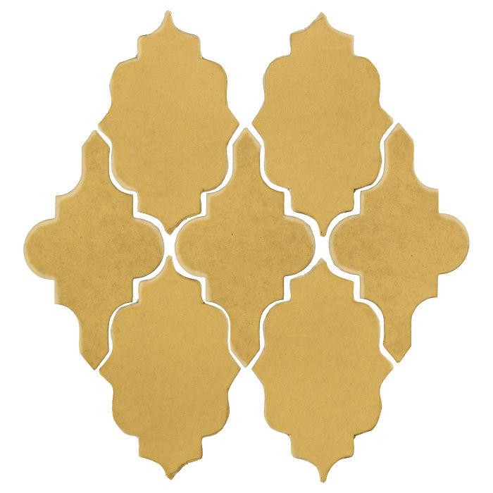 Studio Field Arabesque Pattern 12 Gold Rush