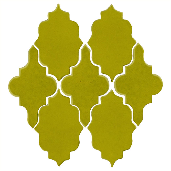 Studio Field Arabesque Pattern 12 Guacamole 7495c