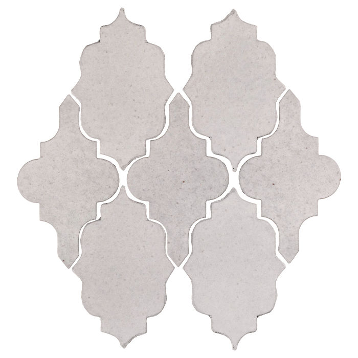 Studio Field Arabesque Pattern 12 Great White
