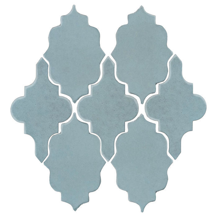 Studio Field Arabesque Pattern 12 Igloo 290c