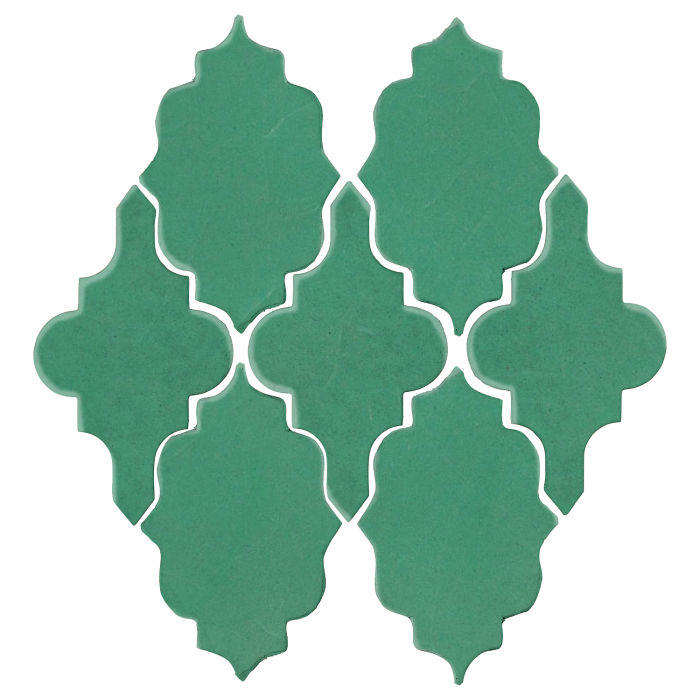 Studio Field Arabesque Pattern 12 Kale 7723c
