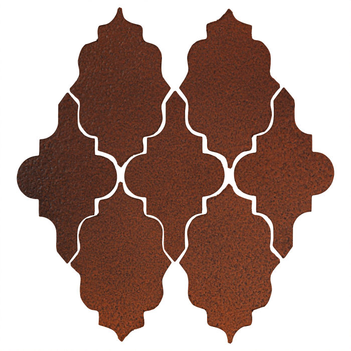 Studio Field Arabesque Pattern 12 Leather