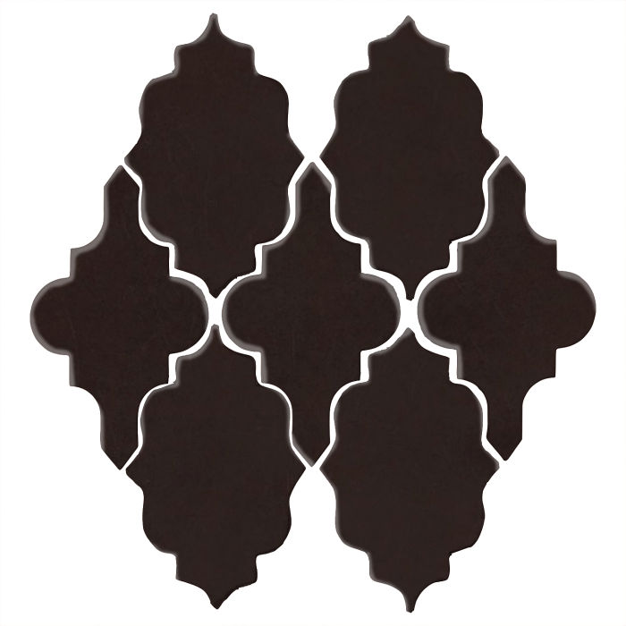 Studio Field Arabesque Pattern 12 Licorice