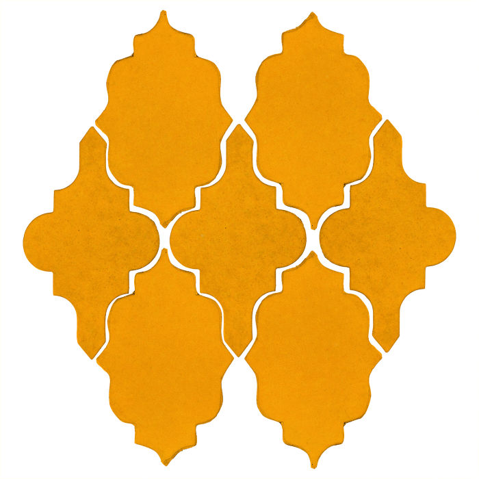 Studio Field Arabesque Pattern 12 Mandarin 129u