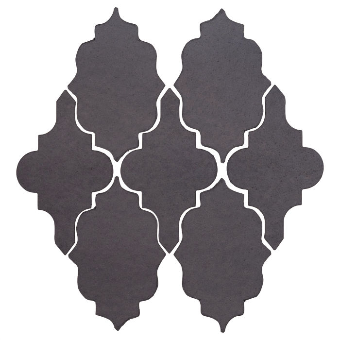Studio Field Arabesque Pattern 12 May Gray