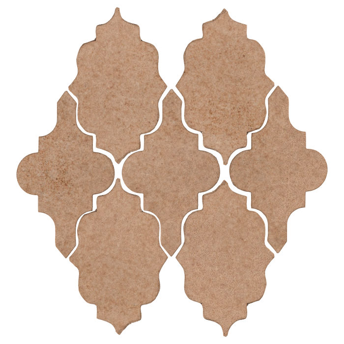 Studio Field Arabesque Pattern 12 Nut Shell 7504u