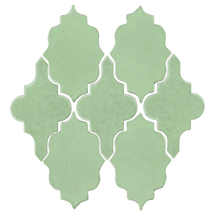 Studio Field Arabesque Pattern 12 Peppermint