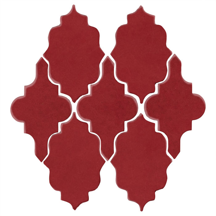 Studio Field Arabesque Pattern 12 Pinot Noir 7642c