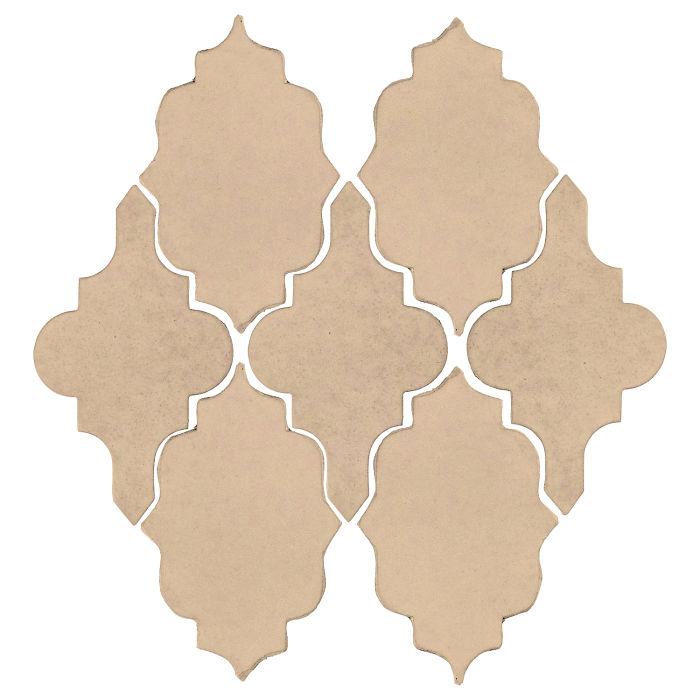 Studio Field Arabesque Pattern 12 Putty 4685c