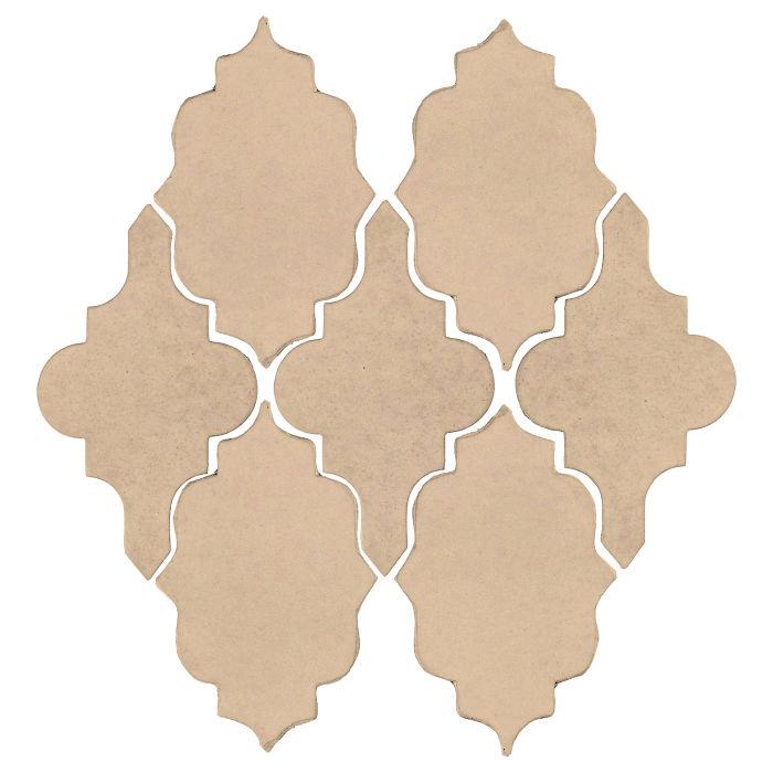 Studio Field Arabesque Pattern 12 Putty 4685c