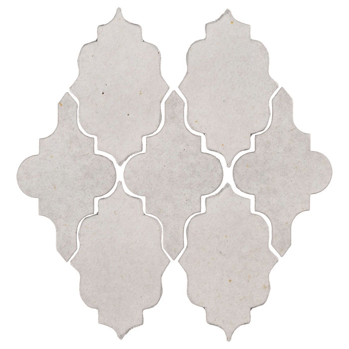 Studio Field Arabesque Pattern 12 Sierra Snow