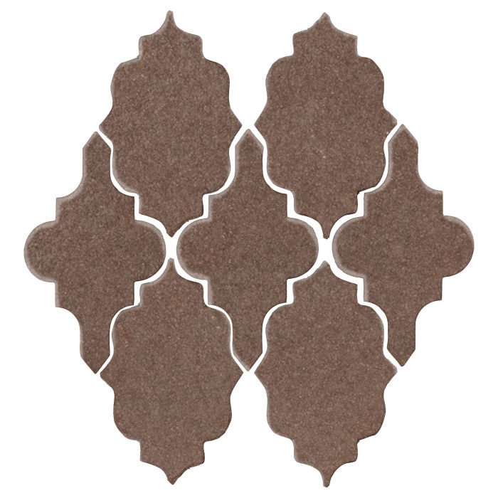 Studio Field Arabesque Pattern 12 Suede 405c