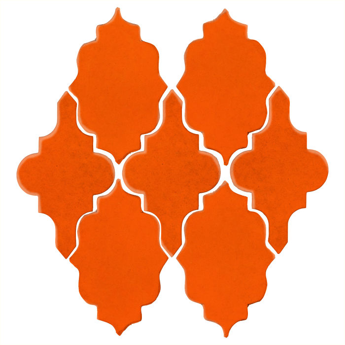 Studio Field Arabesque Pattern 12 Sunset 1585c