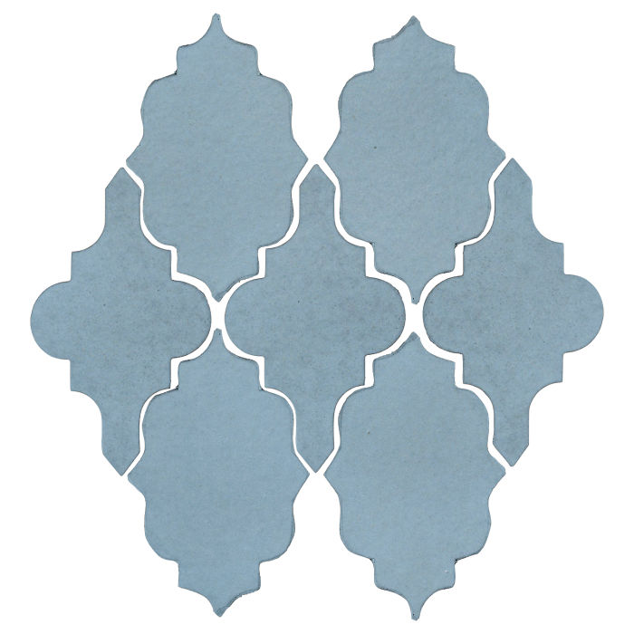 Studio Field Arabesque Pattern 12 Turquoise