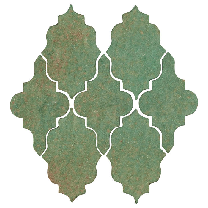 Studio Field Arabesque Pattern 12 Turtle 563u