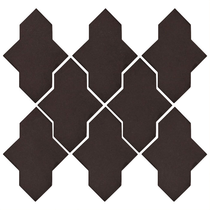 Studio Field Arabesque Pattern 2A Abyss 433u