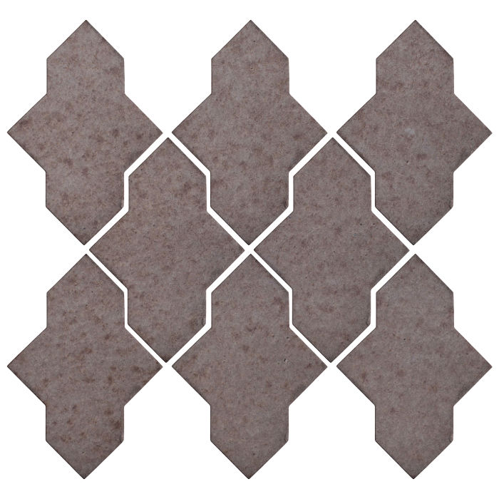 Studio Field Arabesque Pattern 2A Ash