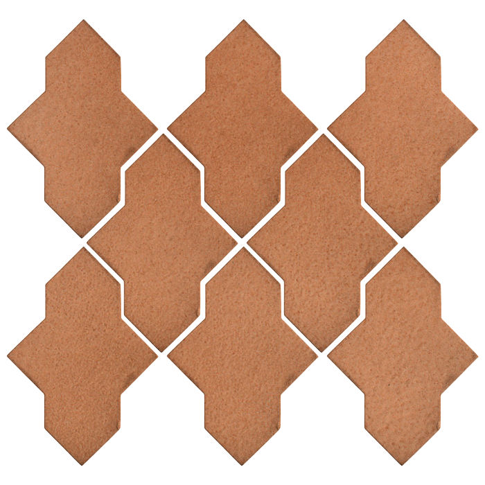 Studio Field Arabesque Pattern 2A Beechnut