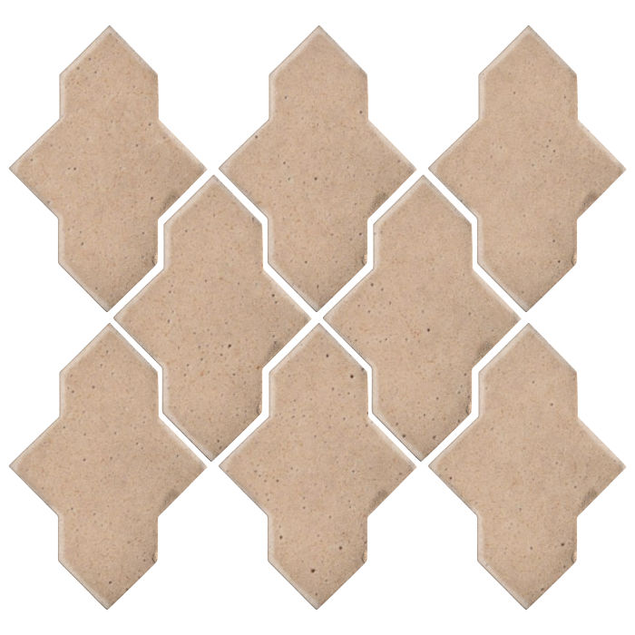 Studio Field Arabesque Pattern 2A Beach Sand WG1c