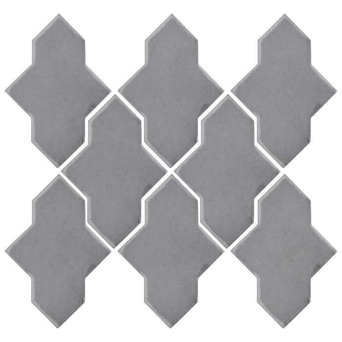 Studio Field Arabesque Pattern 2A Battleship