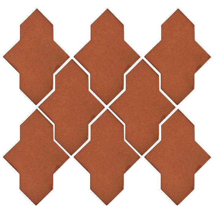 Studio Field Arabesque Pattern 2A Chocolate Bar 175u