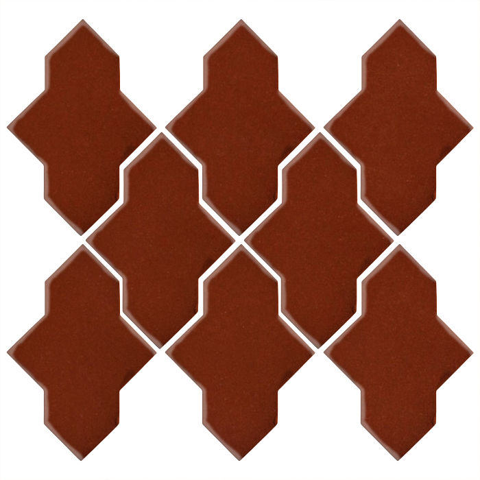 Studio Field Arabesque Pattern 2A Espresso 478c