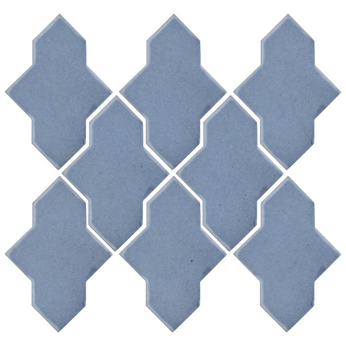 Studio Field Arabesque Pattern 2A Frost