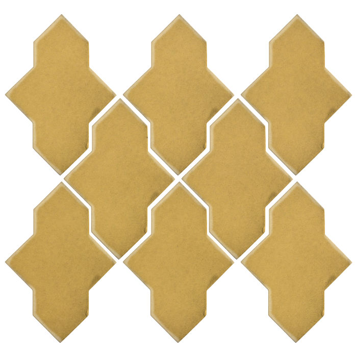 Studio Field Arabesque Pattern 2A Gold Rush