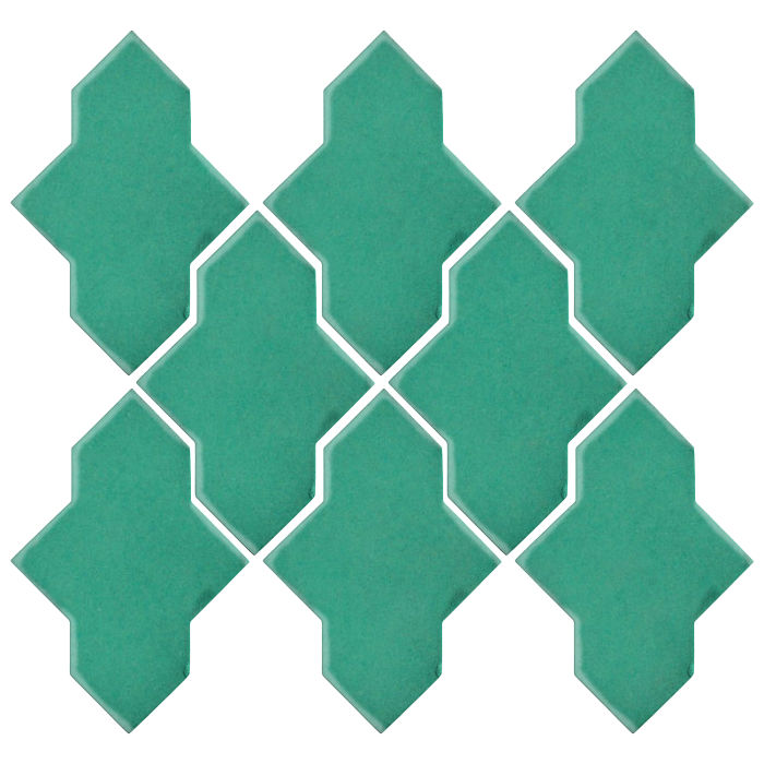Studio Field Arabesque Pattern 2A Herbs 7724c