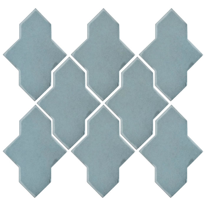 Studio Field Arabesque Pattern 2A Igloo 290c