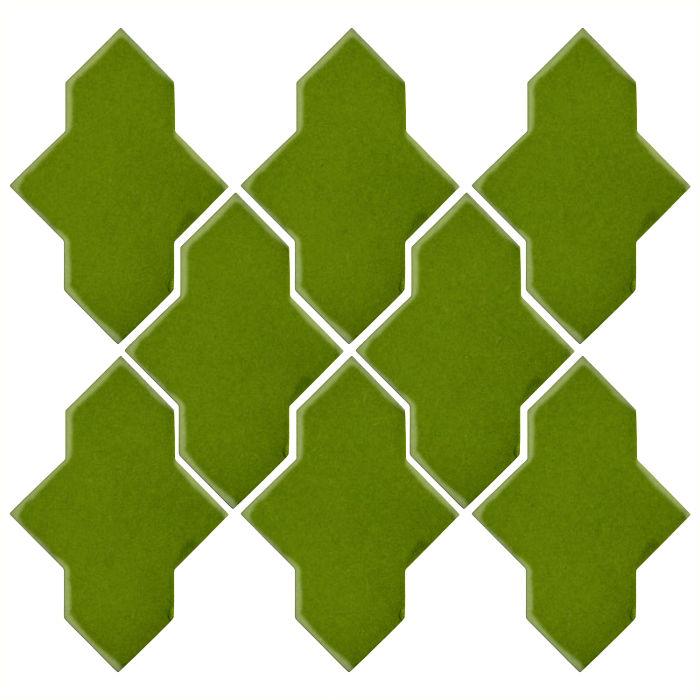 Studio Field Arabesque Pattern 2A Jalapeno 7741c