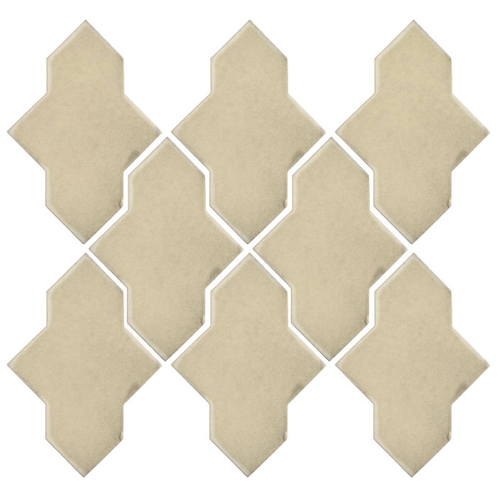 Studio Field Arabesque Pattern 2A Light Lemon 7499c