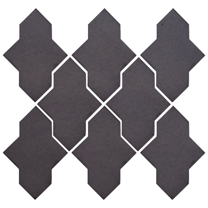 Studio Field Arabesque Pattern 2A May Gray