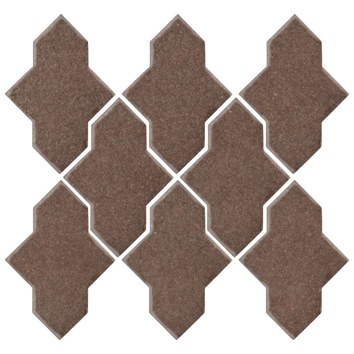 Studio Field Arabesque Pattern 2A Suede 405c