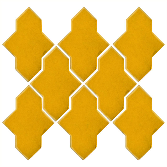 Studio Field Arabesque Pattern 2A Sunflower 1225c