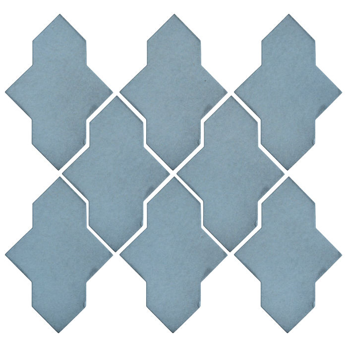 Studio Field Arabesque Pattern 2A Turquoise