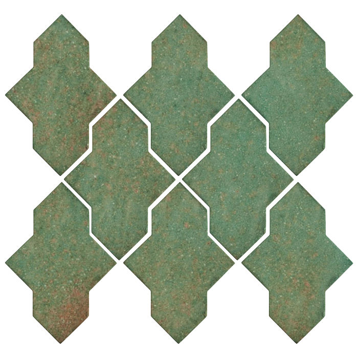 Studio Field Arabesque Pattern 2A Turtle 563u