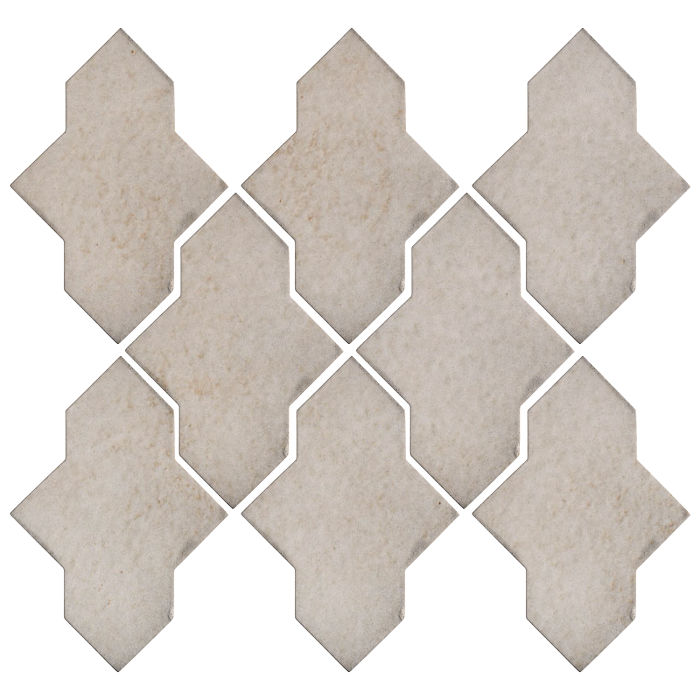 Studio Field Arabesque Pattern 2A Walnut Spice