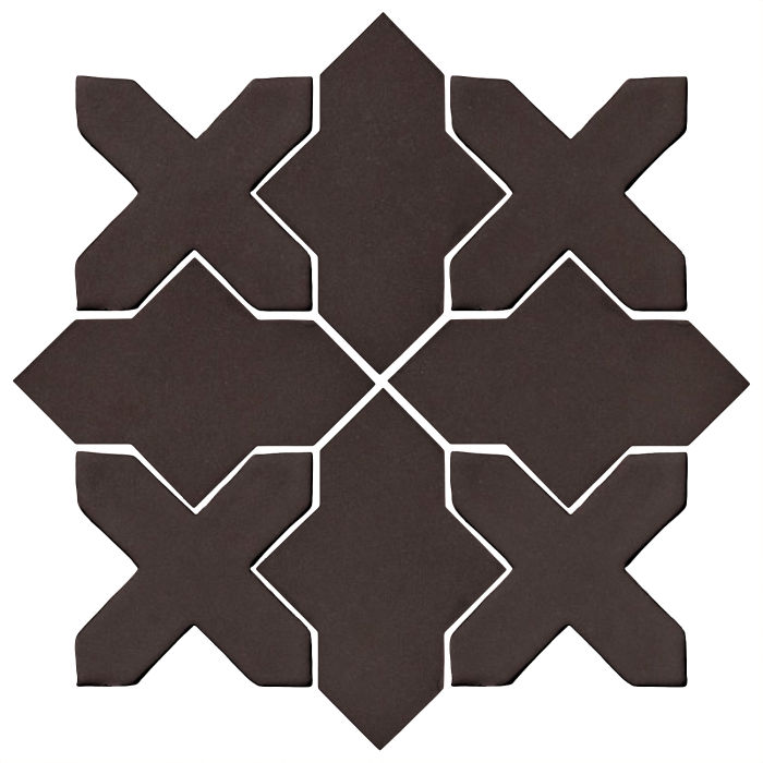 Studio Field Arabesque Pattern 2B Abyss 433u