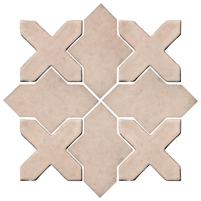 Studio Field Arabesque Pattern 2B Alabaster CG1u