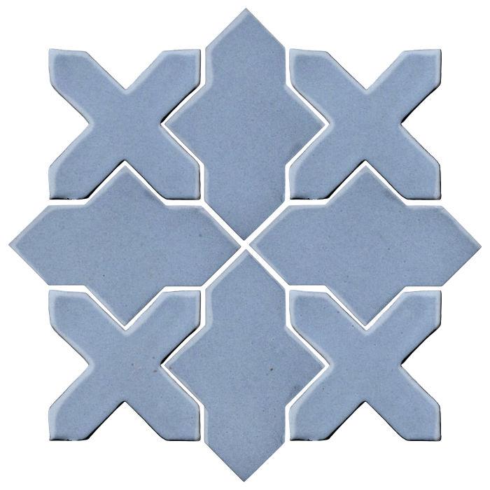 Studio Field Arabesque Pattern 2B Frost