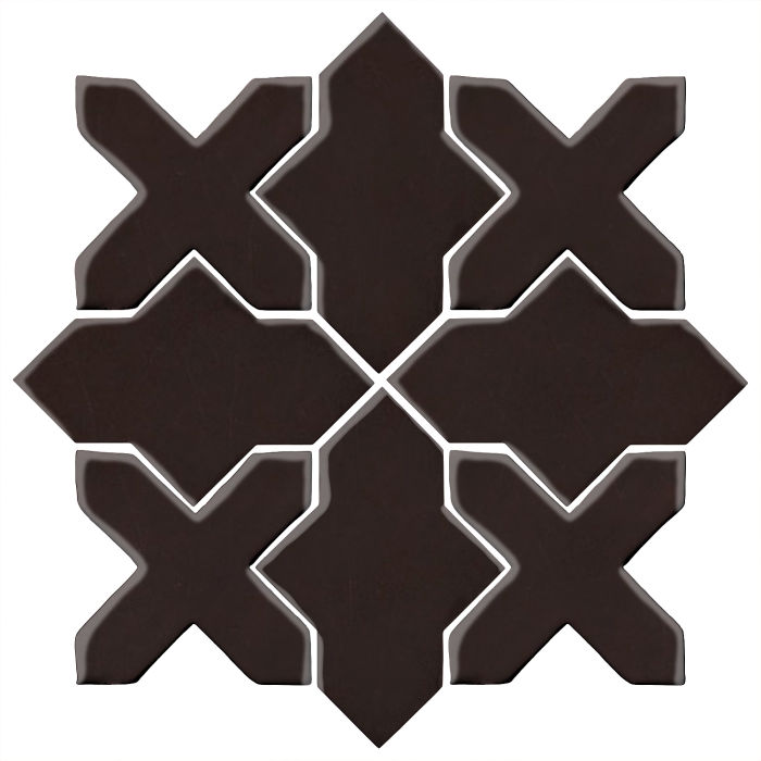 Studio Field Arabesque Pattern 2B Licorice