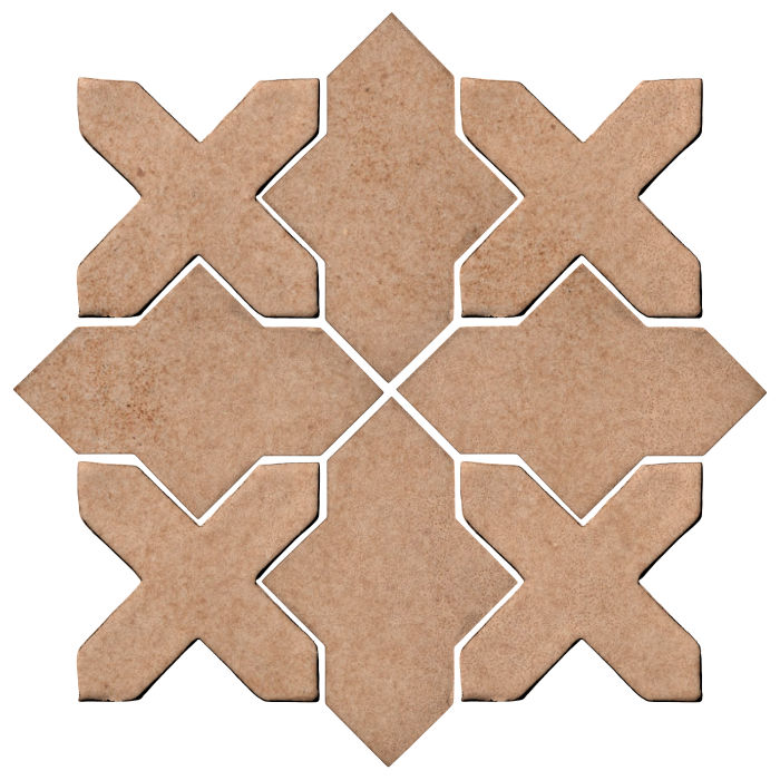 Studio Field Arabesque Pattern 2B Nut Shell 7504u