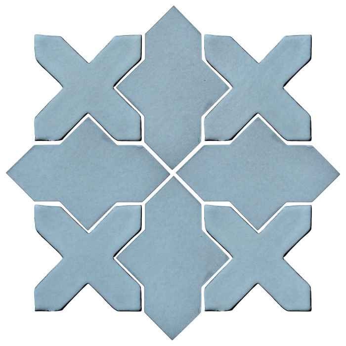 Studio Field Arabesque Pattern 2B Turquoise